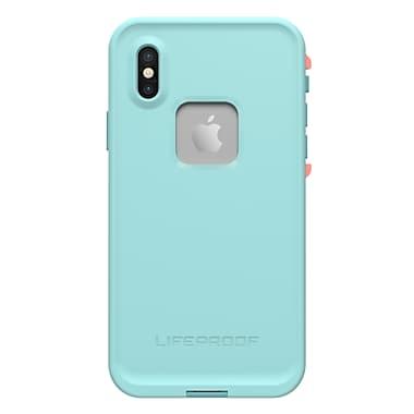 LifeProof – Étui Fre pour iPhone X, bleu pastel (7757165)