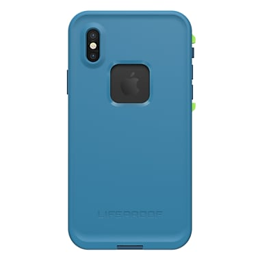 LifeProof Fre For Use With iPhone X, Banzai Blue (7757167)