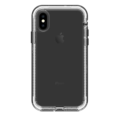 LifeProof Next For Use With iPhone X, Black Crystal (7757186)