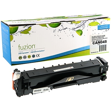 fuzion™ New Compatible Canon 045 Black Toner Cartridge, High Yield (GSCAN045HK-NC)