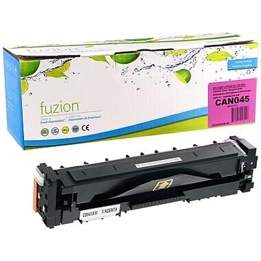 Fuzion – Cartouche de toner magenta compatible avec Canon 045, haut rendement (GSCAN045HM-NC)