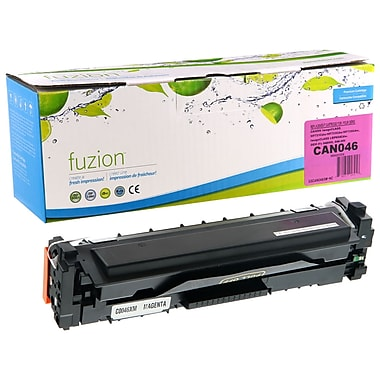 fuzion™ New Compatible Canon 046 Magenta Toner Cartridge, High Yield (GSCAN046HM-NC)