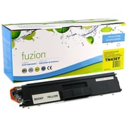 fuzion™ New Compatible Brother TN436 Yellow Toner Cartridge, High Yield (GSTN436Y-NC)
