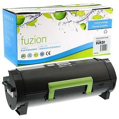 Fuzion - Cartouche de toner noir New Compatible Dell 2830, haut rendement (GSD2830)
