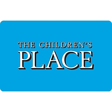 Carte-cadeau The Children's Place de 25 $