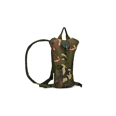 Etcbuys Hydration Tactical Backpack, 2.5 L, Camo
