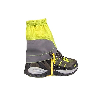 Etcbuys Outdoor Waterproof Nylon Silicon Coated Gaiters, Green