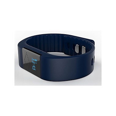 Etcbuys Chill Band Activity Tracker, Blue