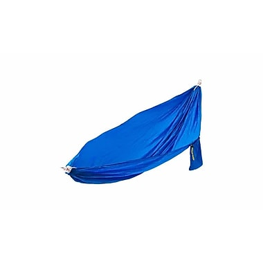 Etcbuys Outdoor 2 Person Parachute Hammock, Blue