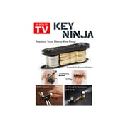Etcbuys Ninja KeyChain, Holds Multiple Keys