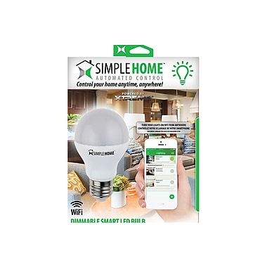 Etcbuys Xtreme Dimmable Smart Wi-Fi LED Bulb
