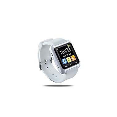 Etcbuys Bluetooth Digital Smart Watch For iOS/Android, White