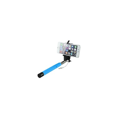 Etcbuys iPlanet Smartphone Device Monopod Selfie Stick, Blue