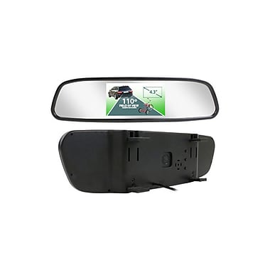 Xtreme Rear View Mirror with Back-Up Camera
