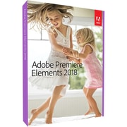 Adobe - Logiciel Premiere Elements 2018, multi-plateforme