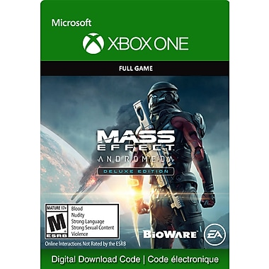 Mass Effect: Andromeda, Xbox One [Download]