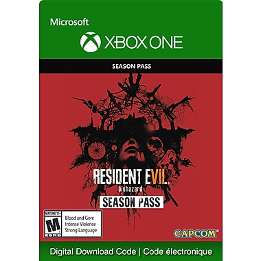 Resident Evil 7 Biohazard: Season Pass, Xbox One [Download]