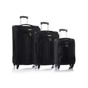Champs Future Collection 3-Piece Luggage Set