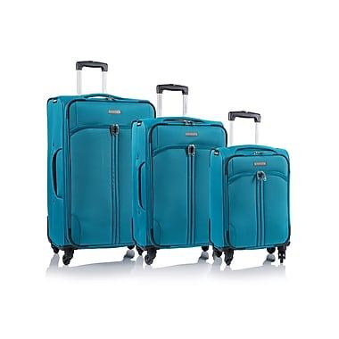 Champs – Ensemble de 3 valises de la collection Future, bleu