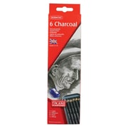 Derwent Charcoal Pencil 6 Tin