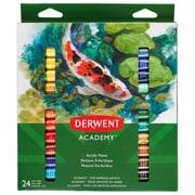 Derwent Acrylic Paints, 24 count