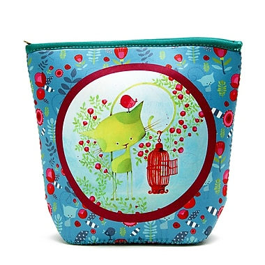 Ketto Neoprene Snack Bag, Kiwi