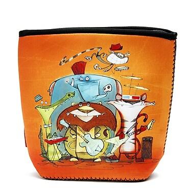 Ketto Neoprene Snack Bag, Elvis