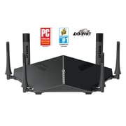 D-Link Wireless AC3200 Tri-Band Gigabit Router, Refurbished (DIR-890L/RE)