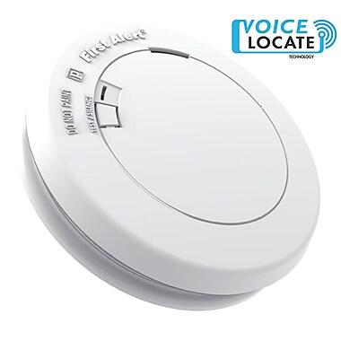 First Alert® - Détecteur photoélectrique de fumée et de monoxyde de carbone avec alarme vocale (PRC700VA)