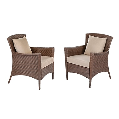 W Home Unlimited Galleon Collection Outdoor Garden Patio Furniture Set