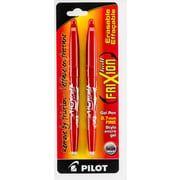 Pilot Frixion Ball Erasable Gel Pen, 0.7mm, Red