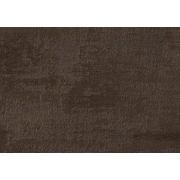 """Monarch Pillow, 18""""x 18"""", Dark Brown Brushed Velvet"""