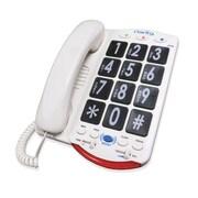 Clarity – Téléphone amplifié JV35, avec numéros parlants (76560.100)
