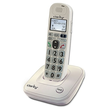 Clarity D702HS Expandable Handset for Clarity® D700 Series Phones (52702.000)