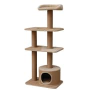 PetPals Multi-Level Cat Tree with Condo (PPSM01MB)