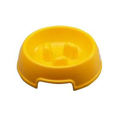 PetPals Slow Feeder, Sunshine (SY-A017Y)