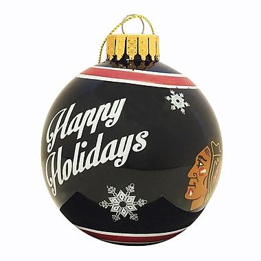 Boule de Noël des Blackhawks de Chicago (40480)