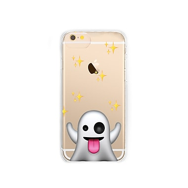 Strong N' Free - Étui en TPUR de la collection émoticônes pour iPhone 6/6s/7/8, Boo (SEI7BO)