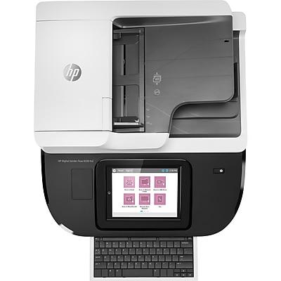 HP Digital Sender Flow 8500 fn2 Sheetfed Scanner, 600 dpi Optical (L2762A#BGJ)