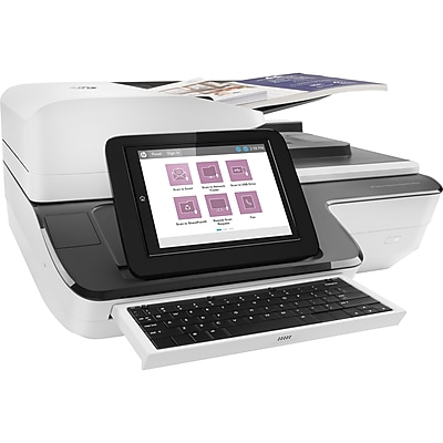 HP Scanjet Flow N9120 fn2 Sheetfed Scanner, 600 dpi Optical (L2763A#BGJ)