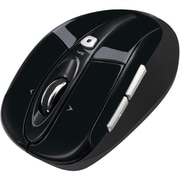 Adesso iMouse S60B, 2.4 GHz Wireless Programmable Nano Mouse (IMOUSES60B)