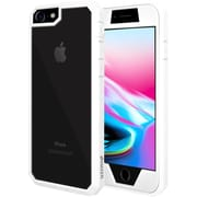 Amzer Full Body Hybrid Case Cover With Built In Screen Protector for iPhone 8 (AMZ203028)