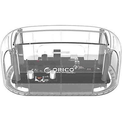 ORICO 6139C3 Drive Dock External, White, Transparent (6139C3) IM12GF286