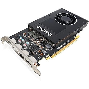 Lenovo Quadro P2000 Graphic Card, 5 GB GDDR5 (4X60N86662)