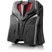 MSI VR ONE Backpack PC i7-7820HK GTX1070 16GB/512SSD (VRONE065)