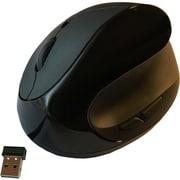 COMFI II WIRELESS ERGONOMIC COMPUTER MOUSE BLACK (EM011-BKW)