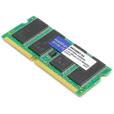 AddOn Dell A9210967 Compatible 8GB DDR4-2400MHz Unbuffered Dual Rank x8 1.2V 260-pin CL15 SODIMM (A9210967-AAK)