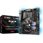 MSI Z370 TOMAHAWK Desktop Motherboard, Intel Chipset, Socket H4 LGA-1151 (Z370 TOMAHAWK)