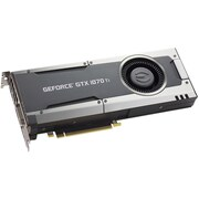 EVGA GeForce GTX 1070 Ti Graphic Card, 1.61 GHz Core, 1.68 GHz Boost Clock, 8 GB GDDR5, Dual Slot Space Required