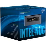 Intel NUC 7 Home NUC7i3BNHXF Desktop Computer, Intel Core i3 i3-7100U 2.40 GHz, 4GB DDR4 SDRAM, 1 TB HDD, Windows 10 Home 64-bit